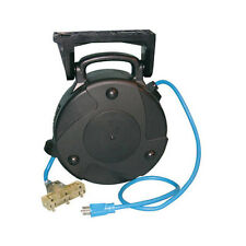 Alert Pro 8040T-PS 12/3 Retractable 40FT Extension Cord Reel w/ Circuit Breaker