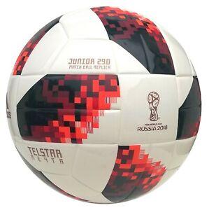 Adidas Telstar WM Junior 290g 350g Enfants Jeunes Clair Uniforia Football