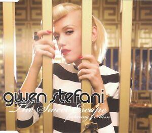 Gwen Stefani Featuring Akon-The Sweet Escape CD SINGLE
