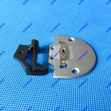 for JUKI DNU-1541 241 WALKING FOOT NEEDLE PLATE and FEED DOG & zipper foot set