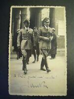 FOTO MILITARE  -  - originale dell'epoca