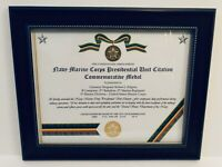 Military Commemorative ~ NAVY / MARINE PRESIDENTIAL UNIT CITATION COMM. MEDAL