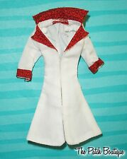 MONSTER HIGH GHOULIA YELPS MAD SCIENCE DOLL REPLACEMENT WHITE LAB COAT JACKET