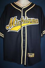University of Michigan Wolverines Baseball Jersey XL
