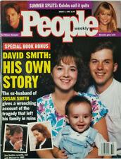 People Magazine Aug 7 1995 - David Smith - Christie Brinkley - No Label NM