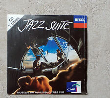 JAZZ SUITE MUSIQUE DU FILM PUBLICITAIRE CNP VALSE N° 2 CHOSTAKOVITCH CDS PROMO