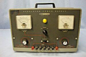 Heathkit IP-32 High Voltage Regulated Power Supply