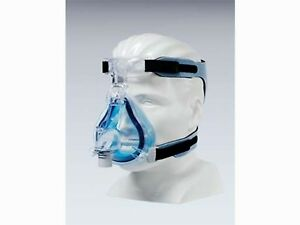 Philips Respironics -ComfortGel BLUE- Full Face mask complete  sz: Small