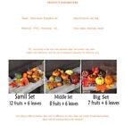 New Artificial Pumpkin Harvest Autumn Fall Thanksgiving Xmas Banquet Home Decor