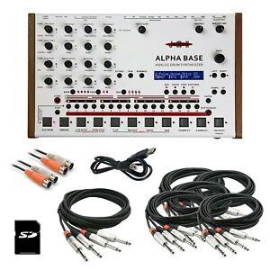 JoMoX Alpha Base Analog Drum Synthesizer CABLE KIT