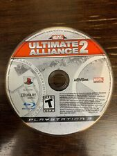 Marvel: Ultimate Alliance 2 (PlayStation 3 PS3) Disc only