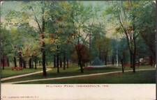 (s3m) Indianapolis IN: Military Park