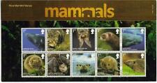 GB 2010 MAMMALS PRESENTATION PACK NO 440