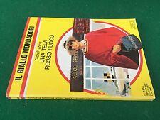IL GIALLO MONDADORI n.1551 (1978) Dick FRANCIS - UNA TELA ROSSO FUOCO