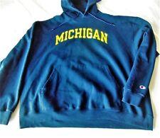 Michigan hoodie size XXXL