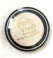 Makeup Revolution Face Powder Highlighter Golden Lights