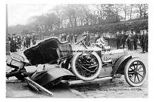 pt0928 - Car Crash , Markland Hill , Bolton , Lancashire - photo 6x4