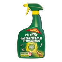 Celaflor Ungeziefer-Spray mit Barrierewirkung 800ml Schaben Spinnen Ameisen