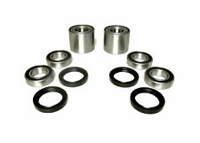 2001-2008 Kawasaki Mule 3000 / 3010 UTV: Set of Front & Rear Wheel Bearings