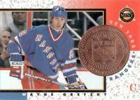 1997-98 Pinnacle Mint Bronze #18 Wayne Gretzky