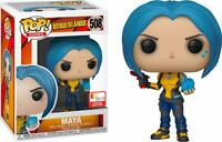Borderlands - Maya Pop! Vinyl 2019 E3 Convention Exclusive DAMAGED OUTER BOX