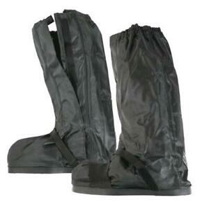 Tucano Urbano Waterproof Nylon Overboots with Rubber Soles & Side Zip Med. 520E5
