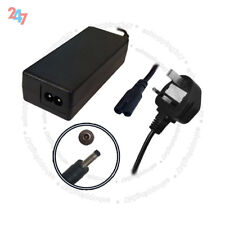 AC Laptop Charger For HP Pavilion 15-AC024NA 65W + 3 PIN Power Cord S247