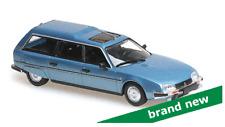 MINICHAMPS MAXICHAMPS 940111411 - CITROEN CX BREAK – 1982 Blue METALLIC 1/43