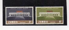 Zambia Asamblea Nacional serie del año 1967 (CT-110)