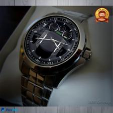 sport metal watch 2008 land rover range rover sport 4wd 4 door sc steering wheel