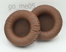 Brown Ear pads cushion earpads for Denon DN HP1000 DN-HP700 DJ HP700 Headset uk