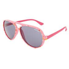GIRLS URBAN BEACH DOTTY PINK LIGHTWEIGHT SUNGLASSES UV400 PROTECTION
