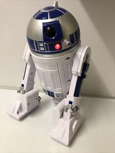 Disney's Star Wars Smart r2d2 - made in 2015 - talking moving - clap response