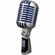 Shure Super 55 Supercardioid Dynamic Deluxe Vocal Mikrofon