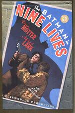 The Batman in Nine Lives by Dean Motter & Michael Lark-1st Printing-2002