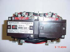 Cutler Hammer C50Cn3A Size1 Ac Magnetic Open Type Reversing Contactor