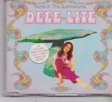 Deee Lite-Panic In The Summertime cd maxi single