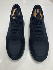 HOGAN Interactive Mens Black Suede Shoes Size | US 7.5 | UK 6.5 | EU 40.5