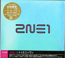 2NE1-S/T-JAPAN ONLY CD DVD COVER A I98