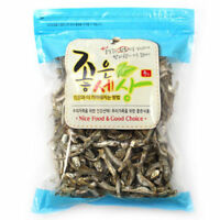 250g Dried DASI Anchovies For Soup Stock MADE IN KOREA Calcium Delicious_AC