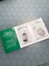 MARIO BADESCU SKINCARE 2 Step Wake Up Glowing SAMPLE DUO Travel Size New
