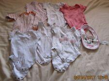 Bundle of Girl's Body Age 3-6 mois
