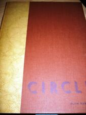 1941 THE CIRCLE VINTAGE YEARBOOK DORSEY HIGH SCHOOL LOS ANGELES