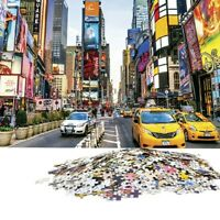 Times Square Jigsaw Puzzle 1000 piece Puzzles For Adults Kids Learning Education