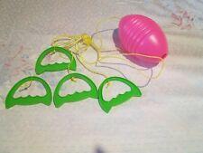 Salmellatori ball game boing palla gioco da spiaggia gioco all'aperto COME NUOVO