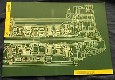 Ferrari 456GTA Presse Kit 1087/96 no book buch brochure prospekt depliant