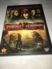 Pirates Of The Caribbean At Worlds End DVD Movie