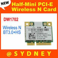 NEW Dell DW1702 Wireless N Bluetooth 3.0 WIFI Card Atheros AR5B195 AR9285 AR3011