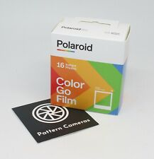 Polaroid Go Color Instant Film: Works with the new Polaroid Go Camera: In stock!