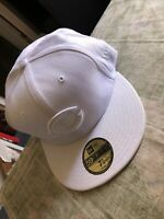 NEW ERA 59Fifty White Fitted Cap Chicago Bears Size 7 3/4 NOS